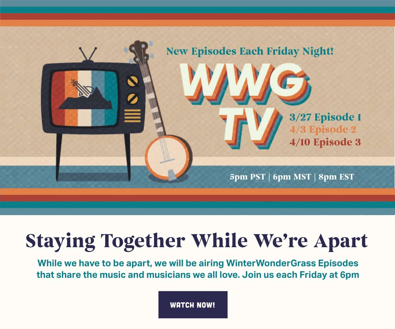 WinterWonderGrass TV